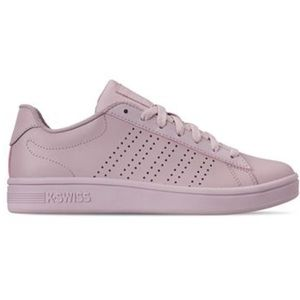 K Swiss Pink Old School Sneakers